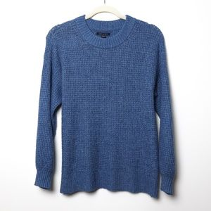 American Eagle | Dusty Blue Crew Neck Sweater XS